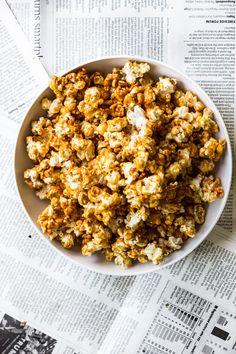 Buffalo Wing Popcorn — The Whole Bite