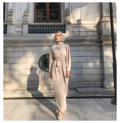 Good morning everyone🧚🏻‍♀️ my dress 💙A scarf is a vital portion while in the outfits of girls toget Hijab Chic, Modest Fashion Hijab, Modern Hijab Fashion, Hijab Fashion Inspiration, Islamic Fashion, Muslim Fashion, Modest Outfits Muslim, Fashion Outfits, High Street Fashion