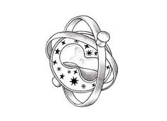 "Time turner tattoo, maybe for the "" I wish time was on our side"" tat"