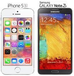 Apple iPhone 5s vs Samsung Galaxy Note 3: iOS 7.1 Beta 4 vs KitKat Update Android 4.4.2 Speed Test
