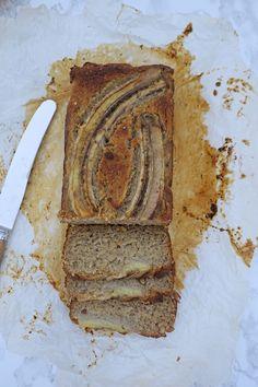 Food Crush, Everyday Food, Lchf, Family Meals, Bread Recipes, Banana Bread, Slik, Eat, Healthy