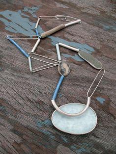 grace girvan, eynhallow necklace, the scottish gallery, edinburgh