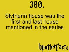 harry potter fact 300