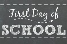 FREE First Day of School Printables for kids. All grades pre-school to Senior Year. More FREEBIES and Back to School Deals on Frugal Coupon Living.