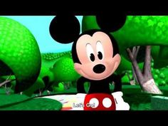 Mickey Mouse Clubhouse Theme Song HD + Lyrics