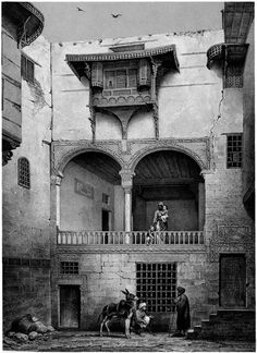 House in Cairo