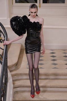 Pin for Later: Look Back at Hedi Slimane's Final Collection For YSL