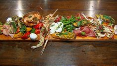 Jamie Oliver's antipasti plank