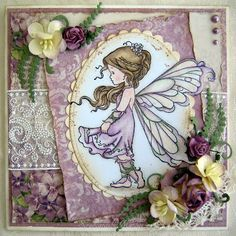 Scrap Cards by Marlies: Whimsy stamps