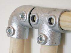Tutoriel DIY: Fabriquer une penderie en 15 minutes via DaWanda.com