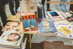 Libros Mutantes-Art Book Fair in Madrid, April 2014. At La Casa Encendida
