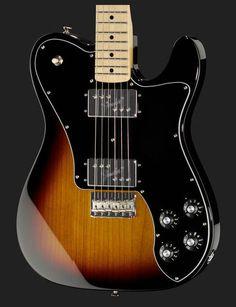 Fender 72 Telecaster Deluxe (Sunburst)