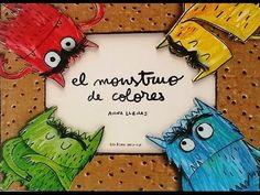 Cuento  El Monstruo de Colores # Aprende las Emociones - YouTube