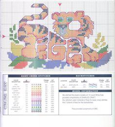 Gallery.ru / Фото #156 - TRUE COLOR:разные схемы вышивок - frango