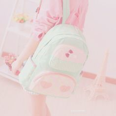 princesskealie:    ☁︎ Sweet Pastel Backpack | Discount Code: princessPlease do not remove caption.