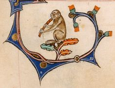 The Gorleston Psalter Date 1310-1324 Add MS 49622 Folio 71r