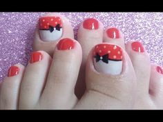 healthy snacks for preschoolers to bring to school ideas 2017 fall Pretty Toe Nails, Cute Toe Nails, Cute Toes, Pretty Toes, Panda Nail Art, Toe Nail Art, Pedicure Designs, Toe Nail Designs, Cute Pedicures