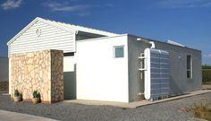 Casas hechas con Acero STACK