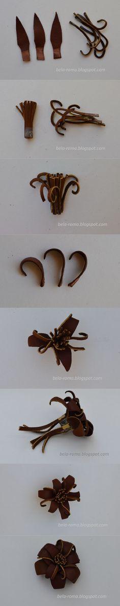 flor con pistilos