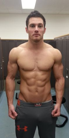 The truth about abs. And a hot guy in under armour. What could go wrong?