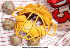 I need to do this with Brennon's catchers gear etc.