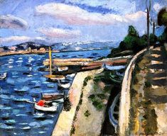 View VUE D ANTIBES by Henri Matisse on artnet. Browse upcoming and past auction lots by Henri Matisse. Henri Matisse, Matisse Art, Antibes, Albert Camus, Michelangelo, Matisse Paintings, Oil Paintings, Acrylic Painting Inspiration, Perspective Art