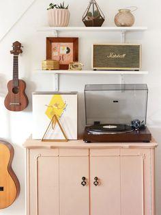 Room Ideas Bedroom, Diy Bedroom Decor, Home Decor, Retro Bedrooms, Retro Room, Aesthetic Room Decor, Deco Design, Bedroom Vintage, My New Room