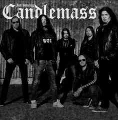 CANDLEMASS, DOOM METAL