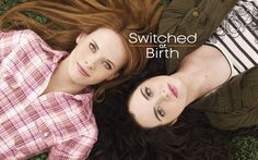 Switch at Birth is a TV series that is been going on it about this two young girls that found out that they were switch at birth but one of then became deaf early in her age and as they continue knowing there real families they also try to know ASL. As the shows goes on you will see a lot of ASL going on and a lot of deaf individuals interact with each other.
