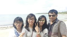 With my fam #pandawabeach