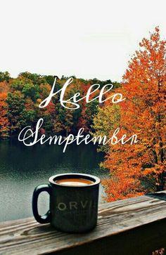 September is an interesting month...feels like the bridge between summer & autumn