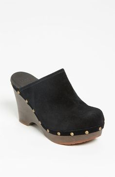 Thinking about clogs this fall.  UGG® Australia 'Marsalis' Clog (Women) available at #Nordstrom