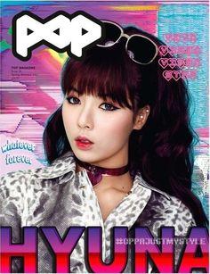 Hyuna make-up     #kpop #hyuna #4minute