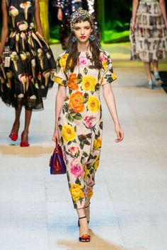 From army fatigues to Slim Aarons' worthy floral prints and an '80s glam renaissance, trends are in the air for Spring.