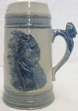 OLD SLEEPY EYE POTTERY STEIN
