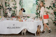 Cara Delevingne x Mulberry Spring Summer 2014 | MR.GOODLIFE. - The Online Magazine for the Goodlife.