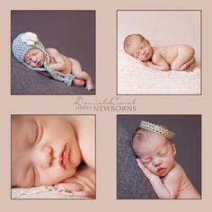 Daniele Carol Photography, newborn girl