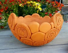 Pflanzschale Keramik