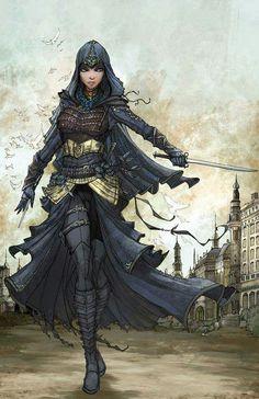 assassin's creed the movie Maria fanart Assassins Creed Cosplay, Rogue Assassin, Character Inspiration, Character Art, Character Design, Fantasy Characters, Dnd Characters, Creed Movie, Avatar