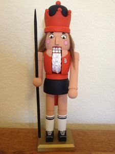 CLICK HERE TO PURCHASE from CustomNutcrackers.com. Get this unique Javelin…