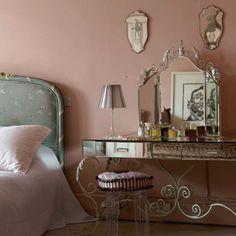 the modern marie antoinette..25 Pink Room Design Ideas | Shelterness