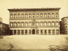 The Palazzo Farnese, Rome