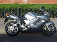 Honda VFR800 VTEC...my bike