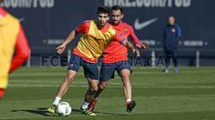 Training Sessions #FCBarcelona #Training #Football #FansFCB #FCB #Team