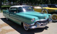 1955 Cadillac | Description 1955 Cadillac Series 62 Coupe.jpg
