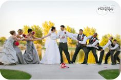Wedding party #photography