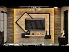 This article is about TV wall units in your bedroom or living room.Recently, we had an article about TV wall units and you were very interested about. Modern Tv Unit Designs, Modern Tv Wall Units, Living Room Tv Unit Designs, Modern Tv Cabinet, Tv Unit Decor, Tv Wall Decor, Lcd Wall Design, Tv Cabinet Wall Design, Tv Unit Furniture Design