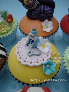 Alice in Wonderland Collection | por Darcy's Cupcake Creations