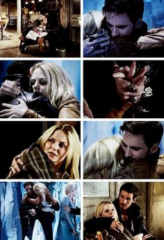 OMG Hook is sooo freaking dreamy!!!! Im so glad they are a couple now!!! They're just too cute!!!