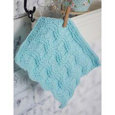 Free Easy Dishcloth Knit Pattern